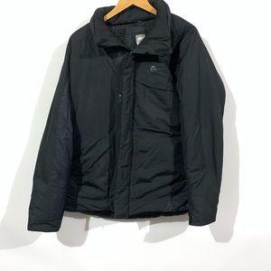 Nike athletic puffer jacket